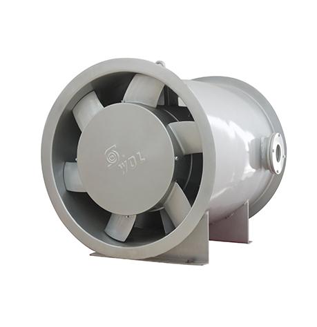 HLF-6型系列低噪音、节能混流式风机箱