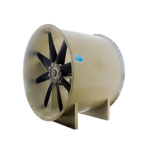 耐高温湿热型电机,接线盒置于风机外壳.